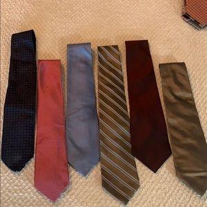 DKNY tie bundle